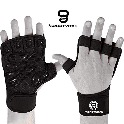 Sportvitae Calleras Crossfit Weightlifting Gym Gloves