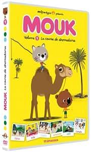 Mouk vol 1 : la course de dromadaires [DVD + Copie digitale] [DVD + Copie digitale]