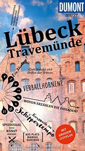 Preisvergleich Produktbild DuMont direkt Reiseführer Lübeck Travemünde: Mit großem Cityplan