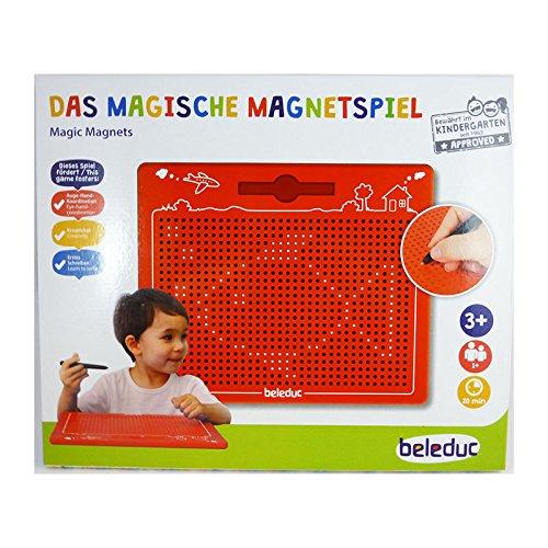 Beleduc 21042 Magisches Magnetspiel