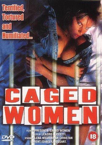 Caged Women [DVD] by Bill Jones