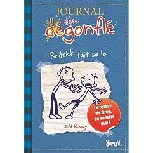 Journal d'un dégonflé - tome 2 Rodrick fait sa loi (02)