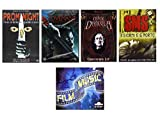 Offerta Speciale 4 DVD Horror, Prom Night, Il Conte Dracula, The Covenant, SMS 3 Giorni e 6 Morto + 2 CD Le Più Famose Colonne Sonore