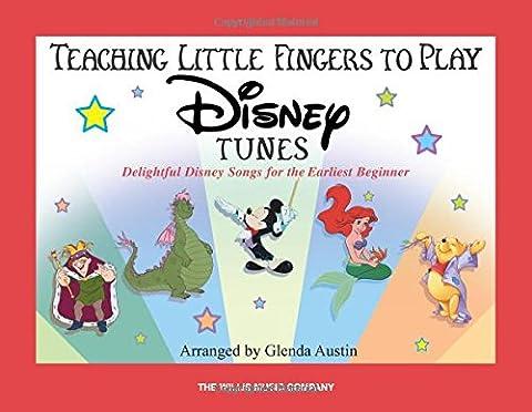 Teach Little Fingers To Play Disney Tunes