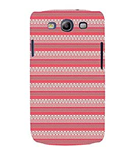 Tribal India 3D Hard Polycarbonate Designer Back Case Cover for Samsung Galaxy S3 :: Samsung Galaxy S3 i9300