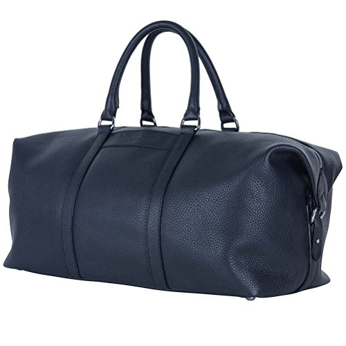 David Hampton ,  Weekender Gr. Einheitsgröße, midnight (Leder Overnighter)