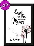 Personalisiertes Muttertagsgeschenk Poster DIN A4