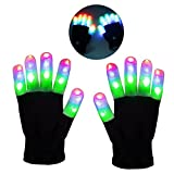 Best Boy Teen Gifts - Teen Boys Gifts, DIMY Flashing Gloves Gifts Review