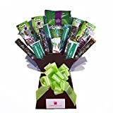 Mint Madness Chocolate Bouquet - Sweet Hamper Tree...