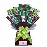 Mint Madness Chocolate Bouquet - Sweet Hamper Tree...