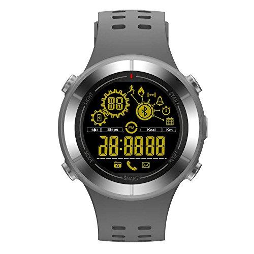 EX32Fashion Sport Armbanduhr Bluetooth Schrittzähler Smart Watch Kalorien Messung Sport Smartwatch für iOS Android Handy