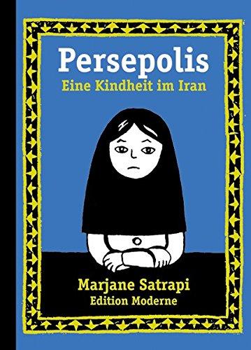 Persepolis Bd.1. Eine Kindheit im Iran.