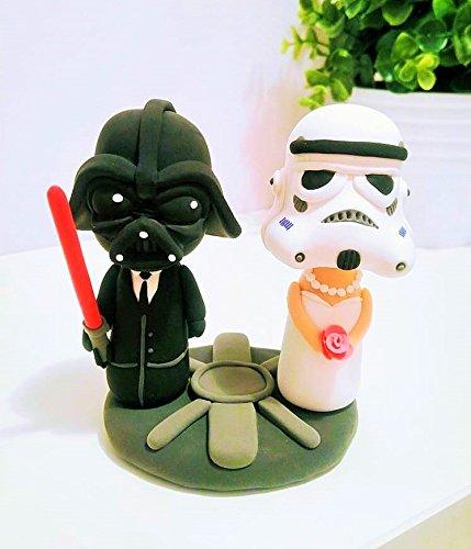 Novios Star Wars