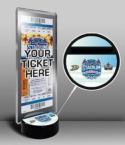 NHL Los Angeles Kings 2014 Stadium Series Ducks vs. Kings Ticket Stand by Sports Images, Inc.