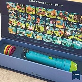 Andreu Toys md1024mideer Kinder Story Book Taschenlampe, 22.8x 5,7x 5,7cm