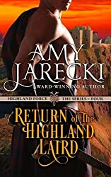 Return of the Highland Laird: A Highland Force Novella (Volume 4) by Amy Jarecki (2014-08-13)