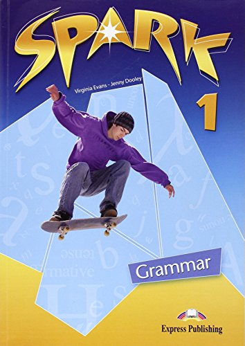 Spark: Grammar Book Level 1