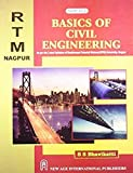 Basics of Civil Engineering (RTM Nagpur)