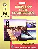 Basics of Civil Engineering (RTM Nagpur)
