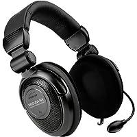 Speedlink Medusa NX Kopfhörer mit Mikrofon und Kabelfernbedienung (3,5 mm, faltbar, Mikrofonstummschaltung)