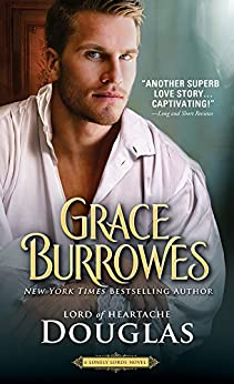 Douglas: Lord of Heartache (The Lonely Lords Book 8) by [Burrowes, Grace]