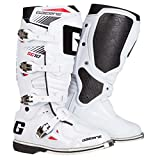 Gaerne Motocross-Stiefel SG 10 Weiß Gr. 45