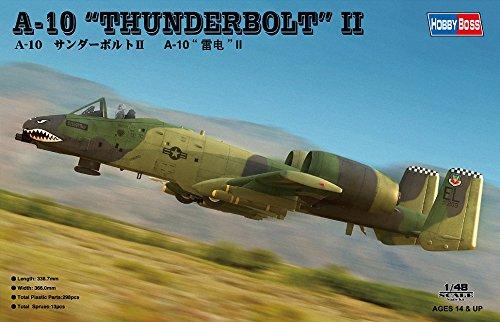 Hobby Boss 80323 Modellbausatz A-10 Thunderbolt II