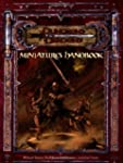 DUNGEONS DRAGONS Miniatures - Handbook