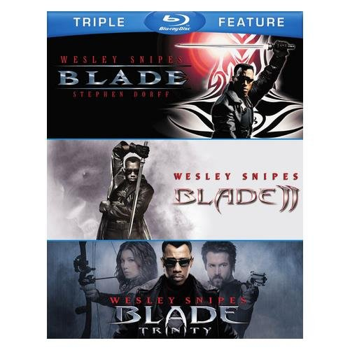 Blade / Blade 2 / Blade: Trinity (3 Blu-Ray) [Edizione: Stati Uniti] [Reino Unido] [Blu-ray]