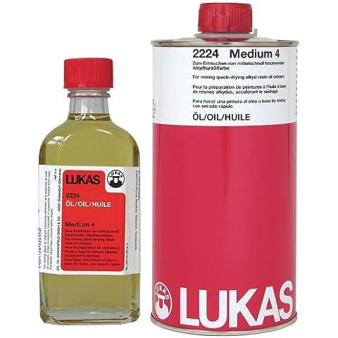 Luca: alchidica Medium 4:125 ml