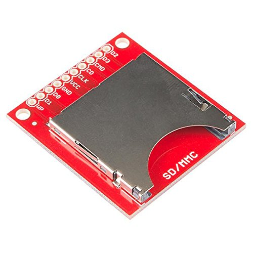 BOB-12941 SparkFun SD/MMC Card Breakout SparkFun
