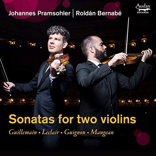 Preisvergleich Produktbild Sonaten Für Zwei Violinen