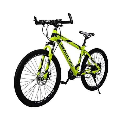 MASLEID 26 pouces VTT vélo 21 vitesses