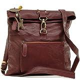 Catwalk Collection Handbags Damen Geldbeutel, rot, Media