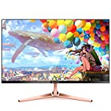 SUVOM 23.6 Inch Full HD Frameless Monitor LED Widescreen (Ultra Slim Display, 1920 x 1080, DVI, VGA, 5 ms, 16 : 9, 250 cd/m2) …