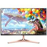 SUVOM 23.6 Inch Full HD Frameless Monitor LED Widescreen (Ultra Slim Display, 1920 x 1080, DVI, VGA, 5 ms, 16 : 9, 250 cd/m2) …