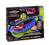 Auldeytoys YW211032-2 - Wave Racers- Play set 1-10  Speed Streak Circuit, mehrfarbig