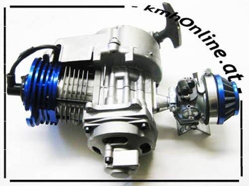 kmhOnline Pocket Bike Big Bore 6 Motor 54cc 7,0 PS