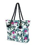 RIP CURL Damen Fresno Beach Bag Tasche, Mehrfarbig, 56 x 16 x 40 cm