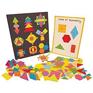 Geometric Paper Shapes pk 250