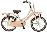 20 Zoll Mädchen Holland Fahrrad Hoopfietsen Altec Urban, Farbe:lachs
