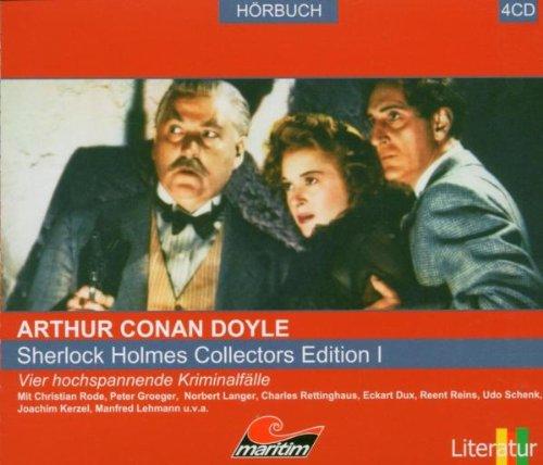 Preisvergleich Produktbild Sherlock Holmes Collectors Edition I