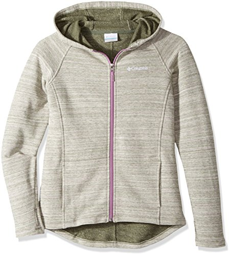 Toddler Full Zip Hoodie (Columbia Big Girls' Athena Full Zip Hoodie, Violet Haze, Large)
