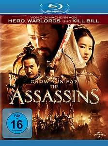 The Assassins [Blu-ray]