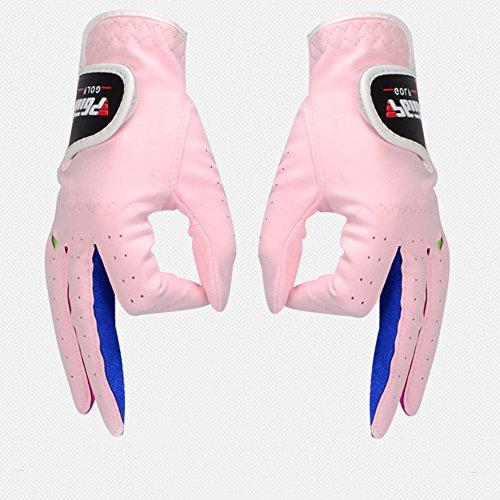 Ocamo 1paire de gants de golf enfant respirant Gant de...