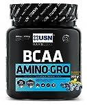 USN BCAA Amino Gro, Blueberry, 300 g