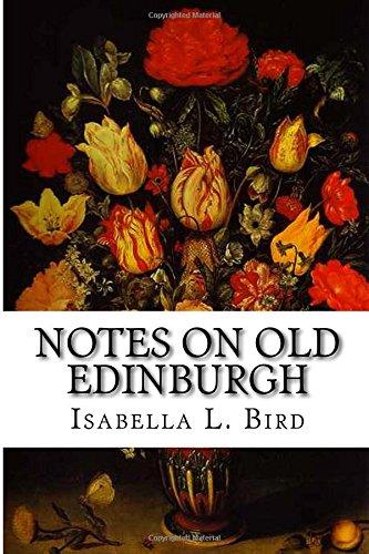 Notes on Old Edinburgh