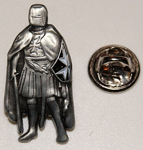 Price comparison product image Knight Crusader Knights Templar Pin Badge L L L Pin Badge 79