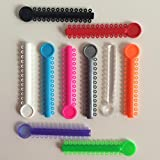 Elastische KFO Ortho Zahnspangengummis Zahnspangen Gummis Ligaturen in 10 Farben (260 Stück pro Packung)
