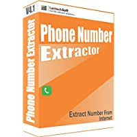 Lantech Soft Phone Number Extractor - 1 PC, 1 Year (CD)